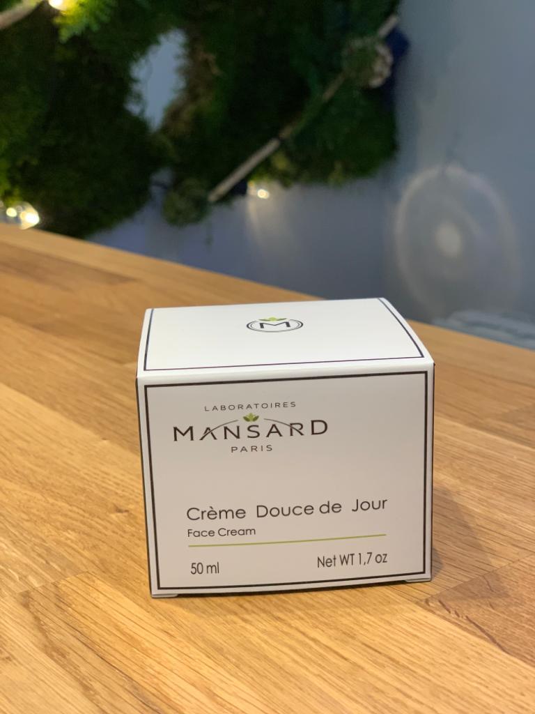 Crème douce de jour 48,50€