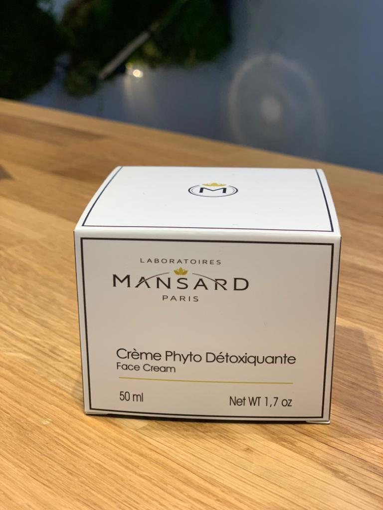 Crème phyto détoxiquante 55,50€