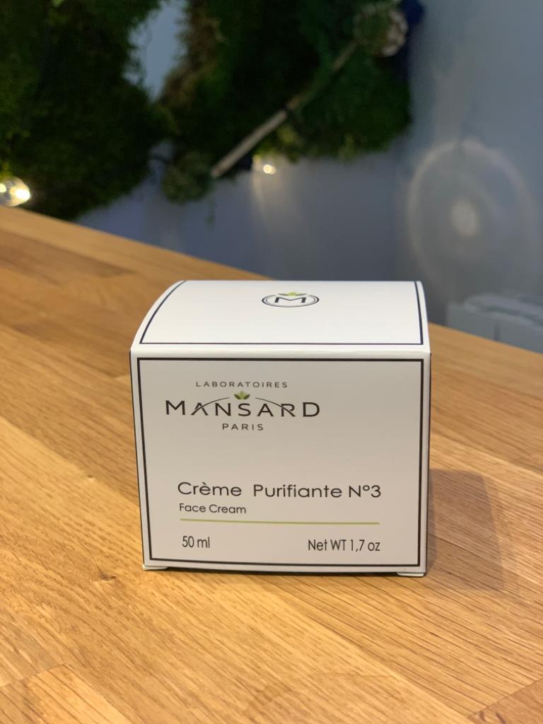 Crème purifiante n3 48,50€